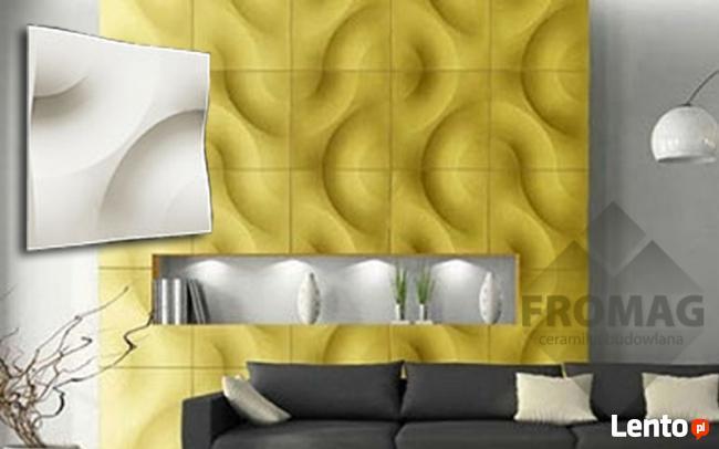 ściana PRZESŁONA dekoracja PANEL 3D