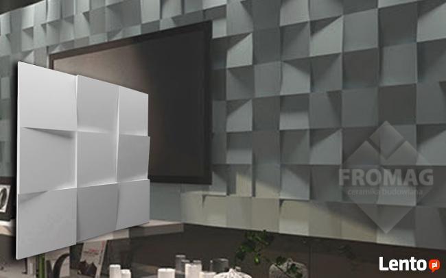 ŚCIANA PRZESŁONA 3D panel dekoracyjny 3D