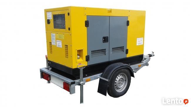 Aktualne Agregat prądotwórczy 40 kW zabudowany z ATS/SZR, dostępny Lublin MC74