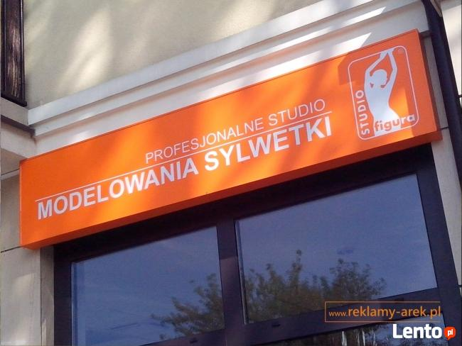 Usługi reklamowe w Mińsku Mazowieckim, reklamy, kasetony LED