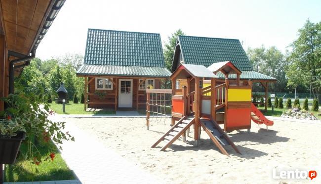 Nowe domki nad morzem idealne dla rodzin