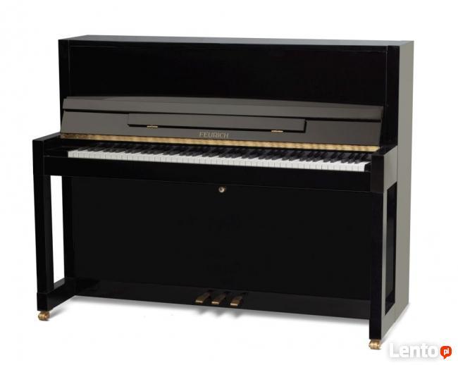 Nowe pianino Feurich 115