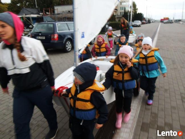 Żeglarstwo dla Przedszkolaka - Przedszkole Żeglarskie