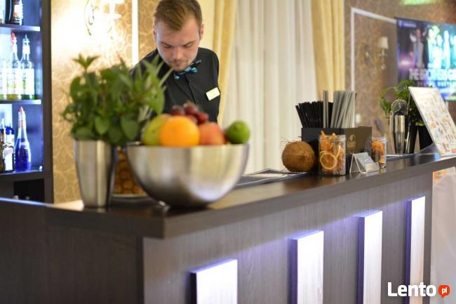 barman na wesele - weselny drink-bar