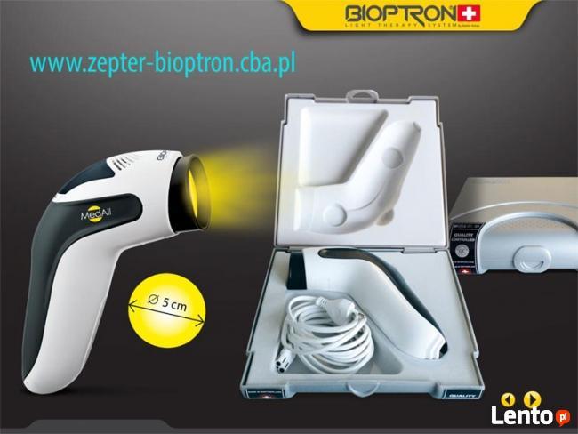 Lampy Bioptron do światłoterapii