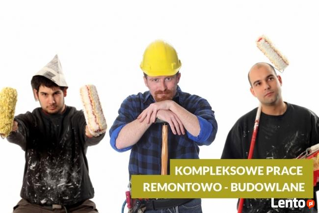 Kompleksowe remonty Warszawa i okolice