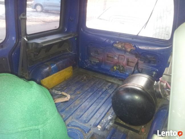 Renault Kango 1,2 lpg wszystkie czesci części
