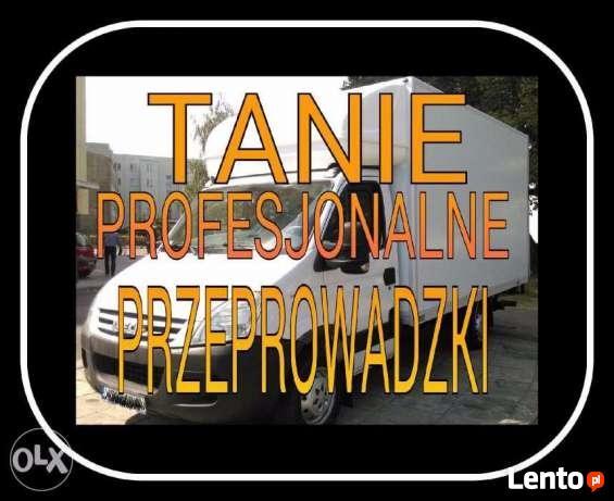 Bagażówka Warszawa Tanie przeprowadzki taxi .