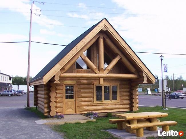 Domy z bali, dom z bala, drewniane domy