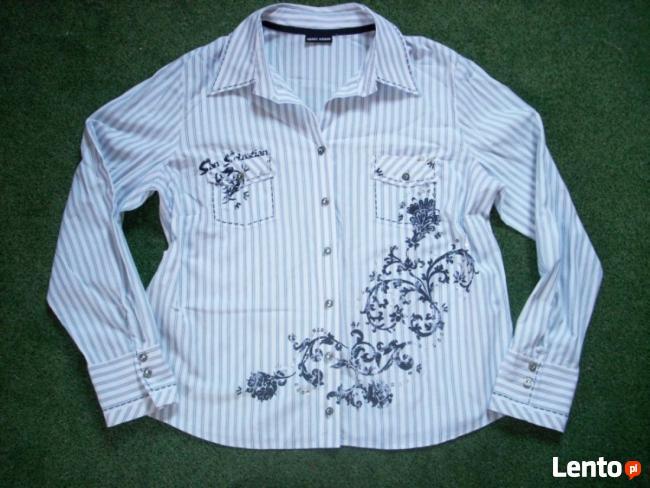 GERRY WEBER koszula Haft Koraliki 42 44 XL XXL