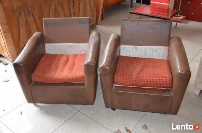 Fotel klubowy PRL, Loft, Meble PRL,Krzesła PRL, Fotele PRL