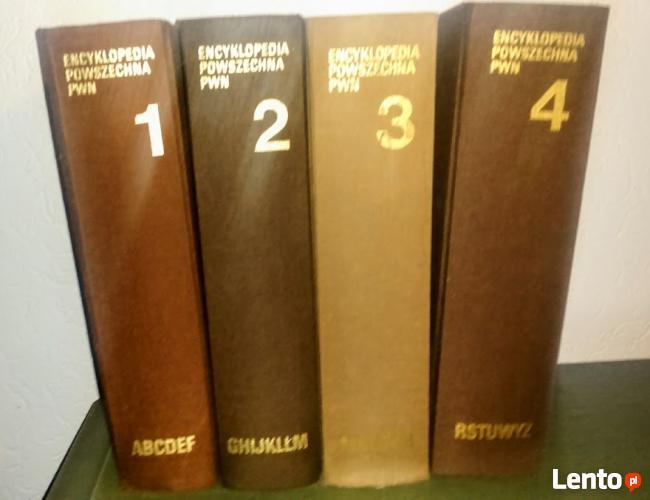 Encyklopedia 4 tomy