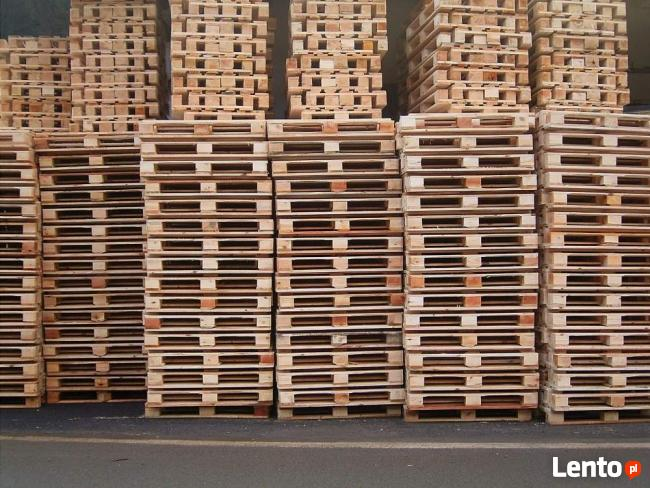 Ukraina. Wspolpraca. Drewno 15 zl/m3. Produkcja europalet
