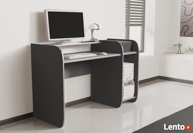 Gamingowe biurko Detalion komputerowe dla gracza cały kraj