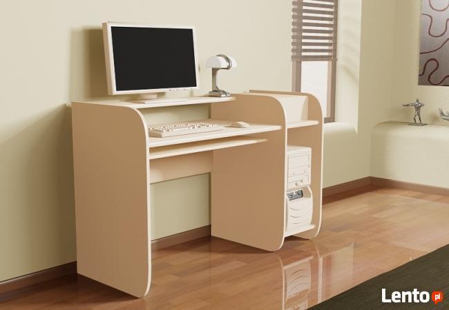 Stylowe biurko Detalion komputerowe Kraków