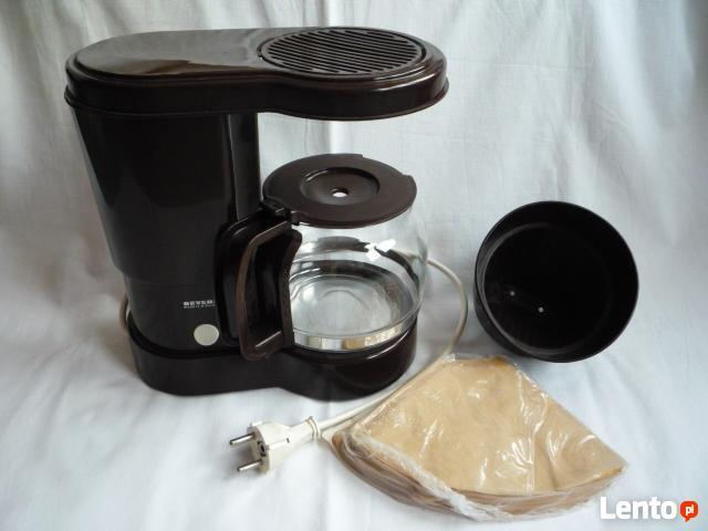 SEVERIN Ekspres do kawy przelewowy Brązowy + Filtry Jak Nowy