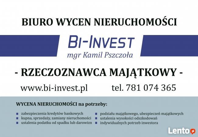 Wycena Nieruchomości/Rzeczoznawca Majątkowy/woj. lubelskie