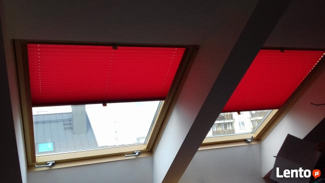 Plisy do okien dachowych Dachpol