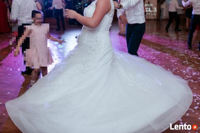 Suknia Ślubna Paulette - piękna i wygodna ! idealna do tańca