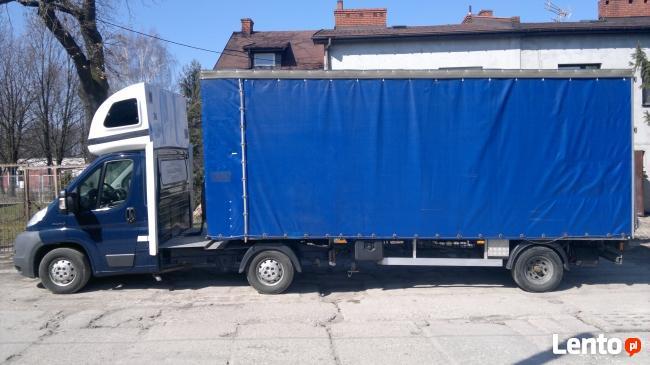 Solidne Sumienne Przeprowadzki Transport Bagażówka Przewóz