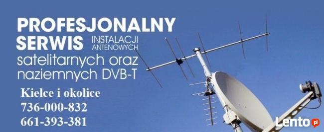 Ustawianie Anten Ustawienie Anteny Kielce 50 zł najtaniej