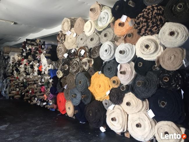 Tkaniny stokowe