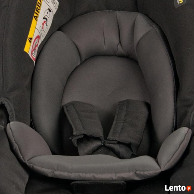 NOWY fotelik samochodowy Graco SnugFix (0-13 kg) + gratis