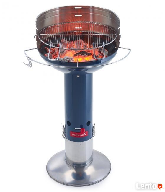 Grill węglowy Optima Midnight BARBECOOK FV dostawa Gwarancja