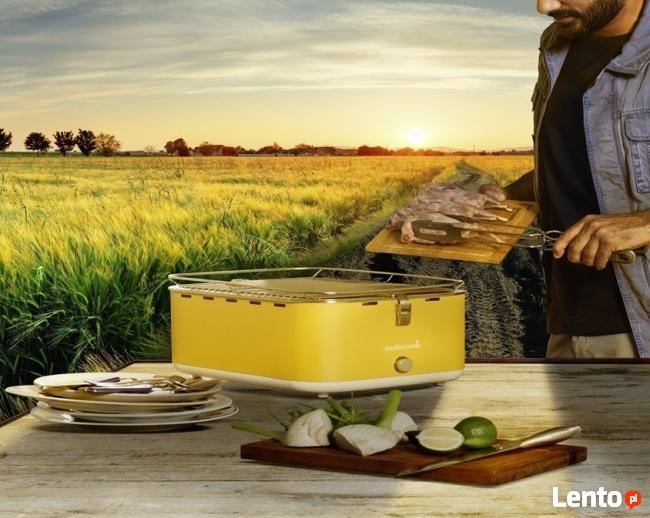 Grill węglowy Carlo Barbecook FV dostawa grille