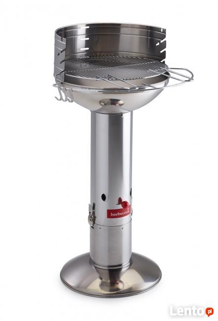 Grill węglowy Optima Inox BARBECOOK Wysyłka FV Gwarancja