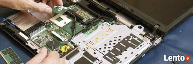 Serwis sprzętu komputerowego, oprogramowania oraz sieci