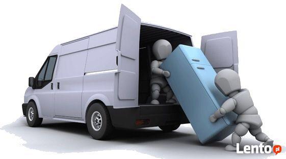 Przeprowadzki transport olsztyn