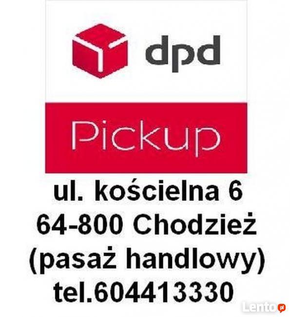 Strefa Paczki PICKUP DPD - Punkt nadań przesyłek kurierskich
