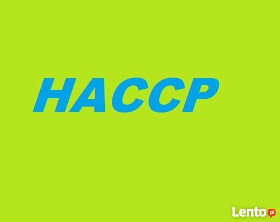 HACCP GMP i GHP dla ..... - oferuję TANIO