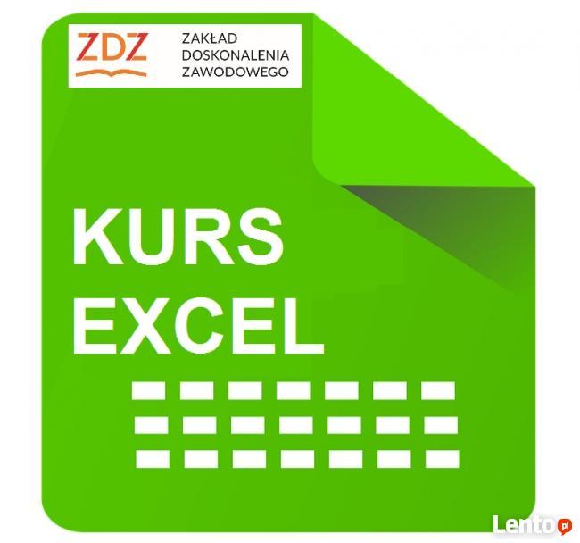 Profesjonalny kurs EXCEL arkusz kalkulacyjny excela