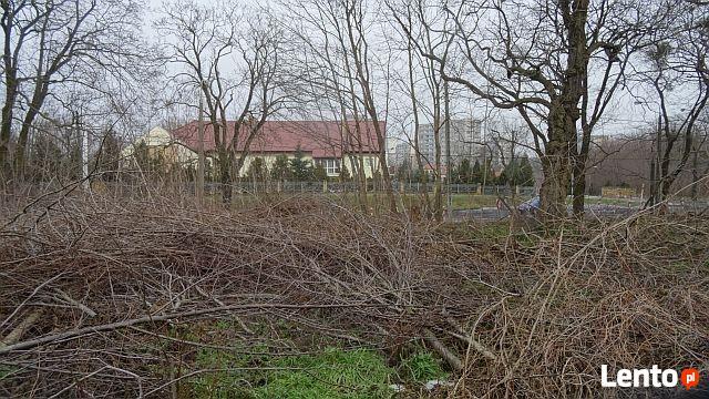 Działka budowlana Poznań-Starołęka