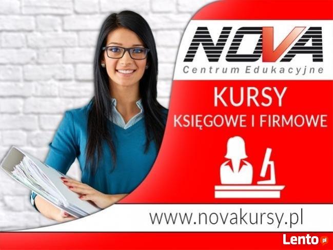 Kurs - Obsługa kas fiskalnych z fakturowaniem - NOVA Centrum