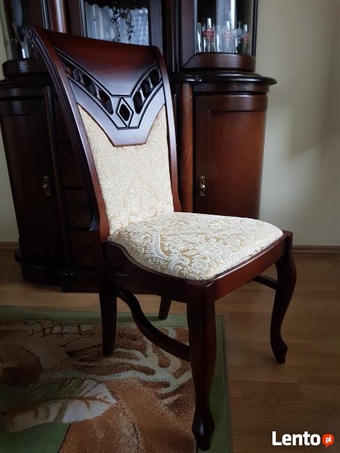 Krzesło tapicerowane wygodne do salonu restauracji Producent