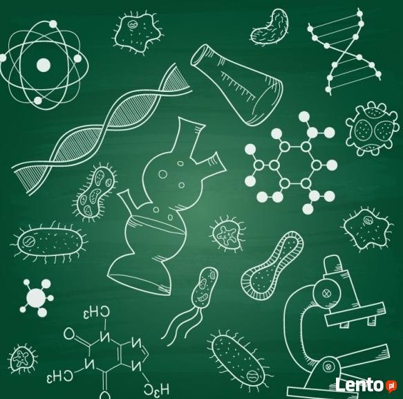 Korepetycje - CHEMIA, BIOLOGIA
