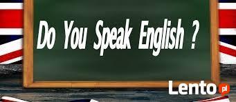 Nauka angieskiego z Native Speakerem