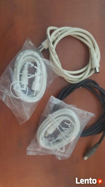 Nowe kable antenowe