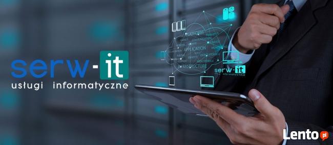 Serw-it Usługi Informatyczne, serwis komputerowy, odzyskiwan