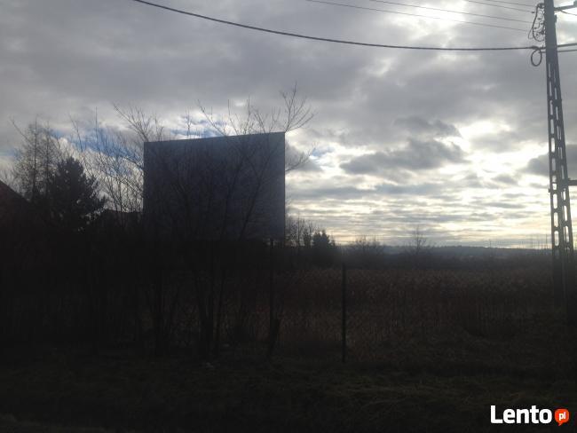 Sprzedam działkę budowlaną z pięknym widokiem na Bielany