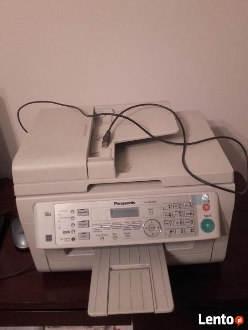 Pilnie sprzedam drukarkę FAX-PANASONIC KX-MB2025