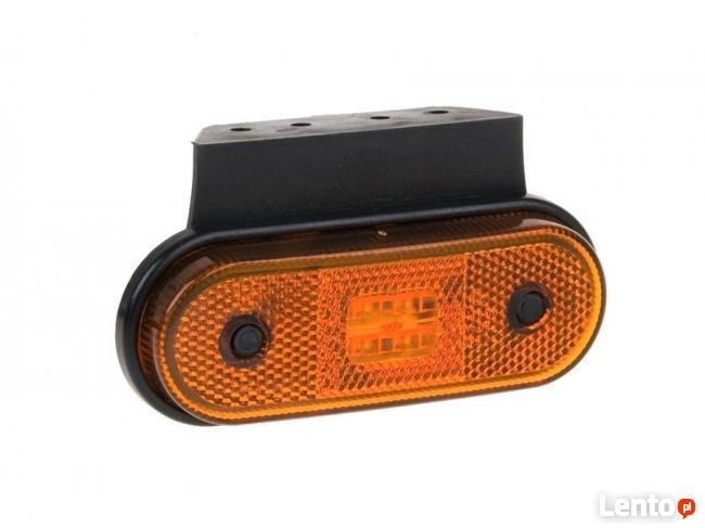 Lampa obrysowa LED Lampka boczna obrysówka Diodowa 12V 24V