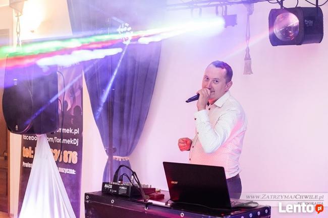 Dj Tommek- DJ,Wodzirej na twoje wesele, poprawiny. 18-nastkę