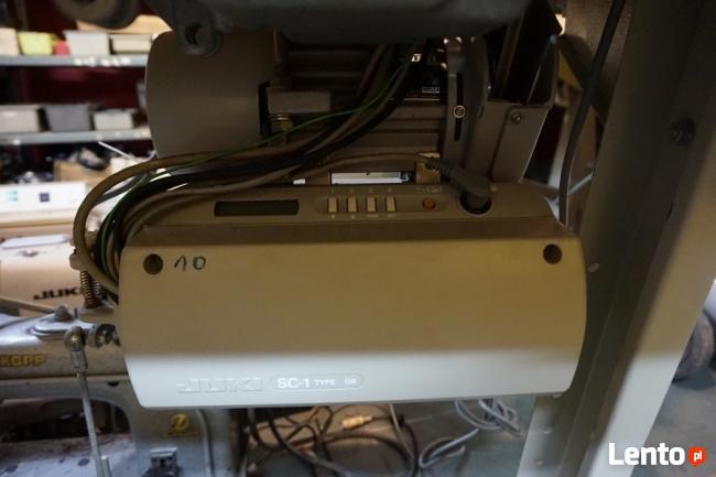 Maszyna do szycia Stębnówka Juki 5550N-7