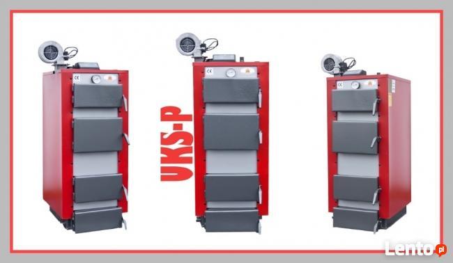 UKS-P 30kW - 200m2 - 4,0m2 - Kocioł piec kotły c.o.Wyprzedaż