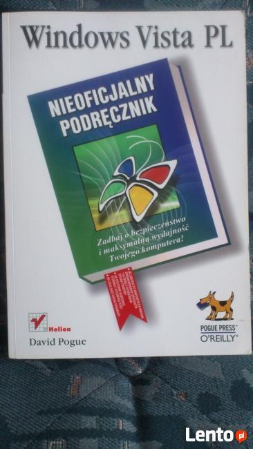 Windows Vista PL - Nieoficjalny podręcznik