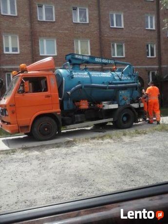 Wuko Pogotowie Kanalizacyjne Skarżysko-Kam Okolice